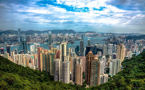 2012_Hong Kong, Lijiang, Kunming, Spring City