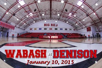 2015 Wabash at Denison (01-10-15)