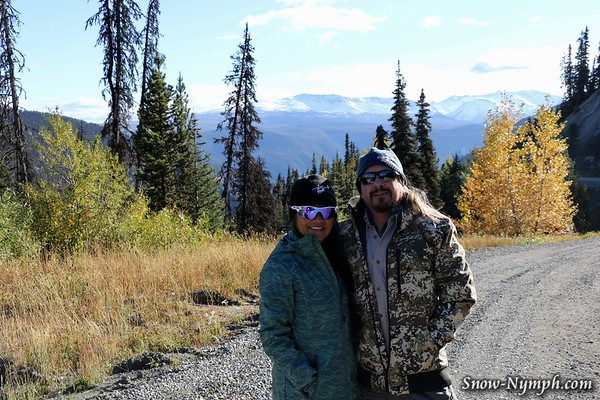 2018-10-02 Day 7 - Drive to Chilcotin Plateau plus . . . .