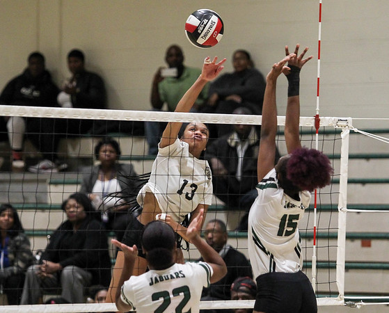 Volleyball: Oxon Hill vs. Charles H. Flowers