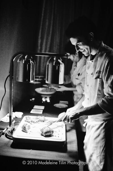Hugh Groman Catering