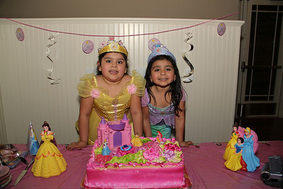 Ame and Sofi's Party