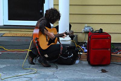 2016 09 17: Rachael Kilgour: Patio, Neighborhood, House Concert