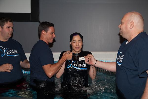 Baptism 5-4-2014