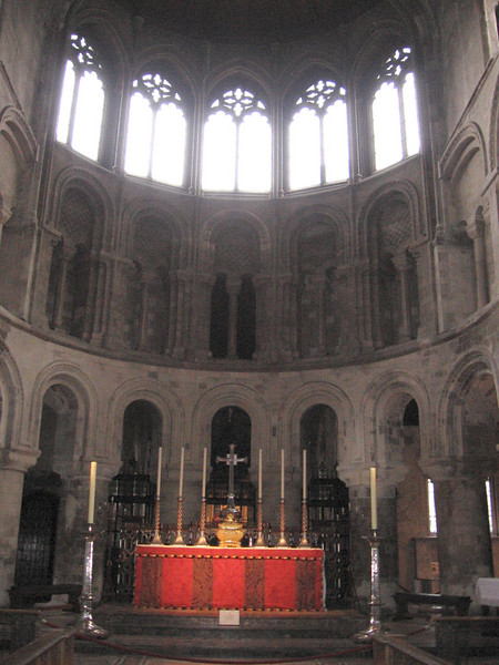 St. Bartholomew the Great (Norman architecture)