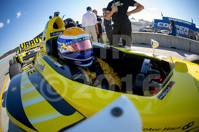 2015 Mazda Road to Indy at Mazda Raceway Laguna Seca