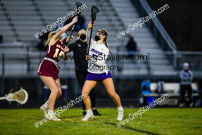 2.04 PRHS Women's Lacrosse vs. Sun Valley