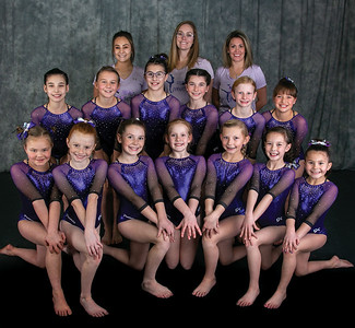 Premier Gymnastics & Cheer of the Rockies Level 4