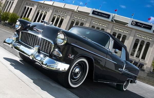 1955 Bel Air Convertible