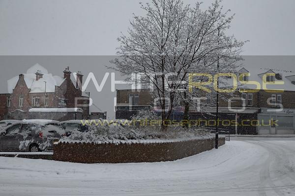 Snow photo's 14th January 2021