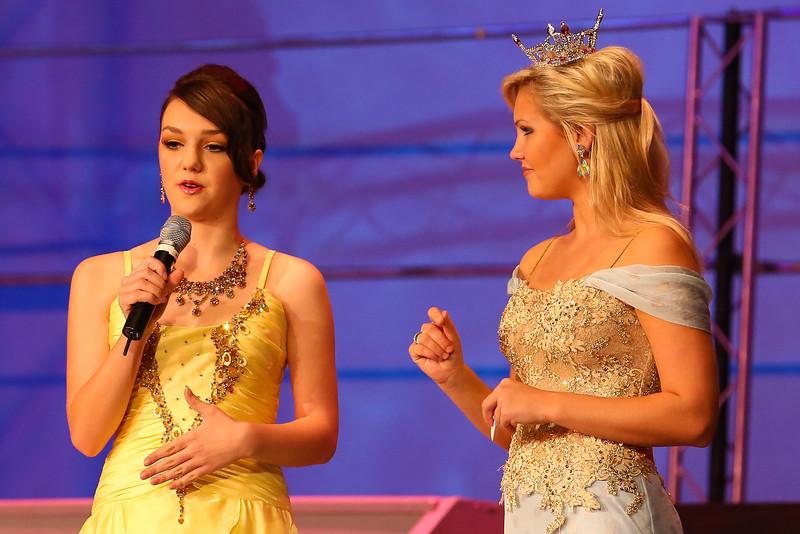 Sicily Kiesel - Miss Fallen Timbers' Outstanding Teen