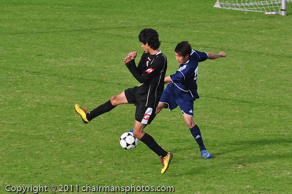 2011-05-28 OTH 1st XI v Selwyn