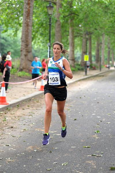 Finish 10km