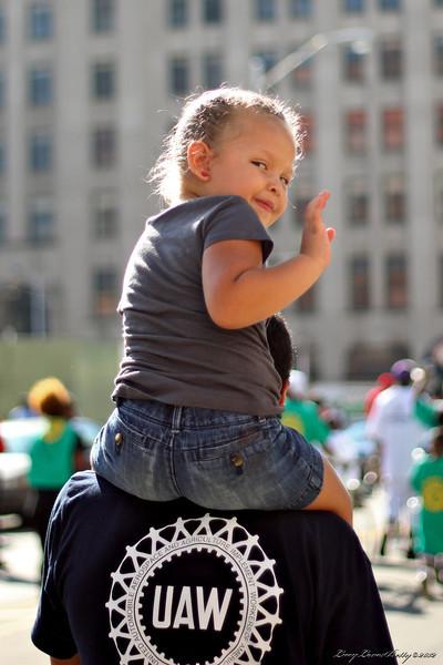 2012 - Labor Day Parade