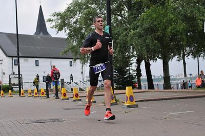 Cardiff Triathlon - Olympic  Men Run 9-28 to 10-35