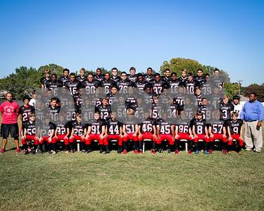 2013 Football 8th Grade