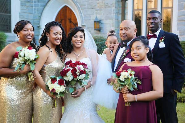 The Bluford Wedding