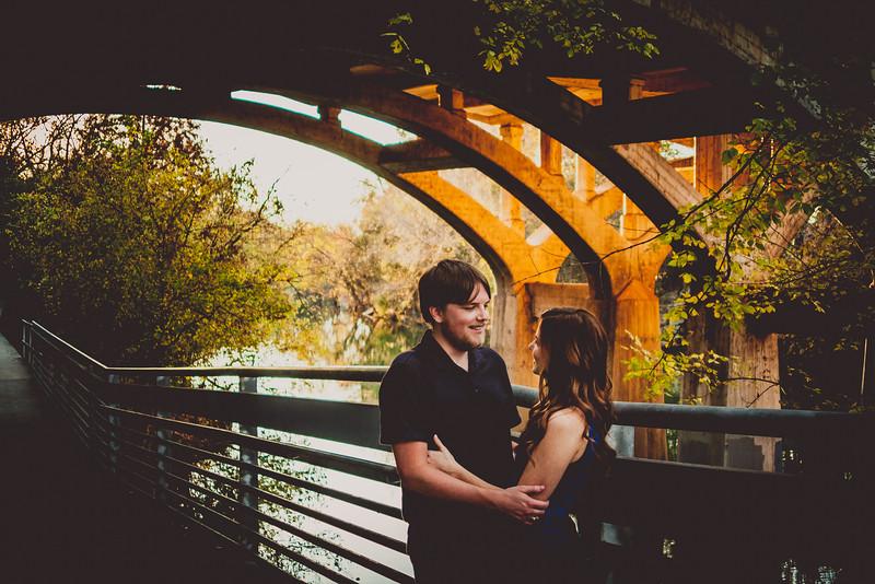 ALEX + SARAH