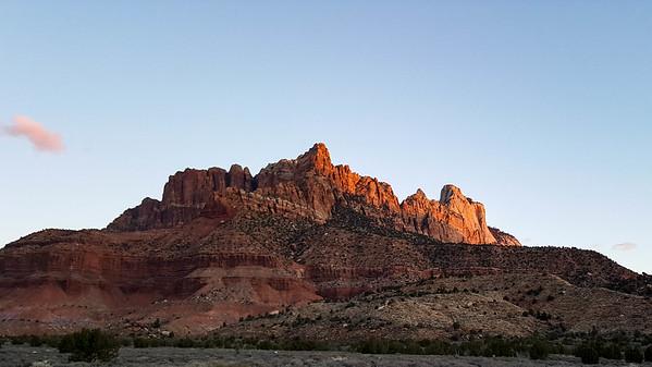 Zion - Cowboy Ridge