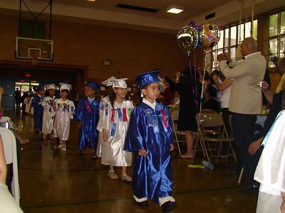2009-Mia & Eric Kindergarten Graduation