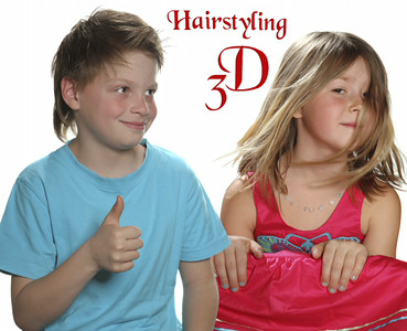 Hairstyling 3D in Niederdorf
