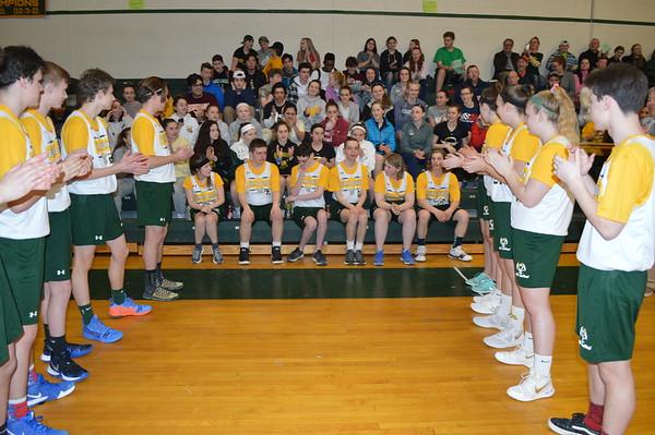 BBA Unified Basketball