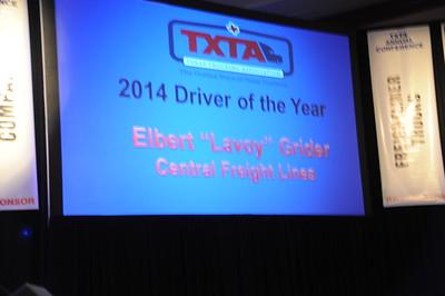 8-1-2014 TXTA Awards Luncheon