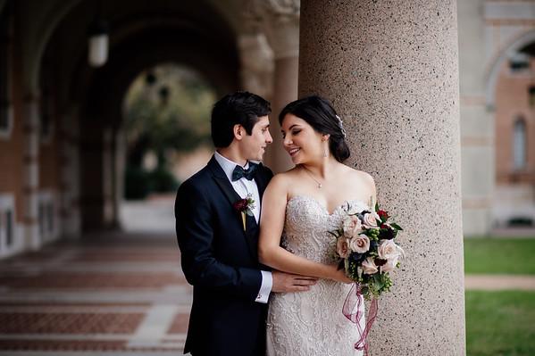 Lauren and Matt got married!