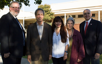 2017: CCCCO VP Tom Epstein Visit