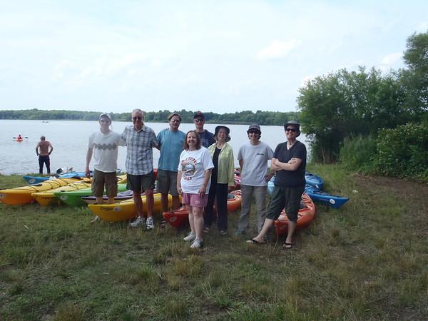 Kayak East -Intro to Paddling - 061811