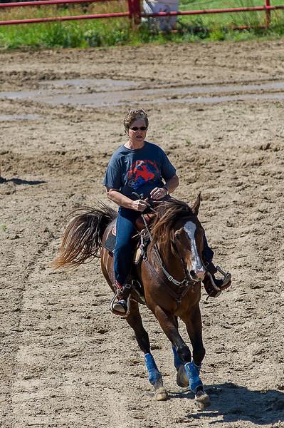 5-4-2013 Orange Sheriff Posse Rodeo Arena 'Playday'