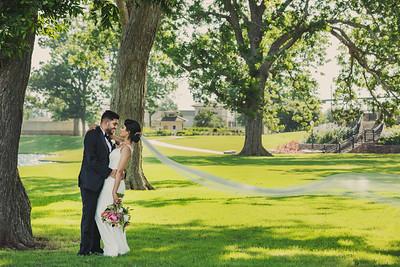 Thomson & Alison Wedding/Reception
