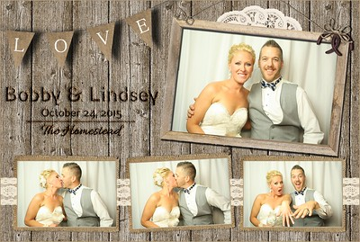 Bobby and Lindsey