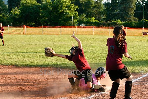 Carter County League Softball 06-23-09