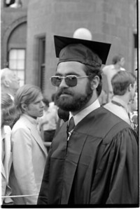 Yale Commencement, May 1977