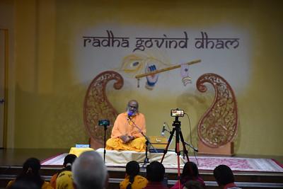 Swami Maheshwaranand Apr 2019