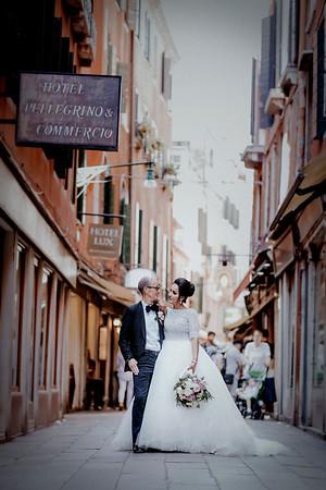 The Stunning Venice Wedding of Harpinder and Aydon