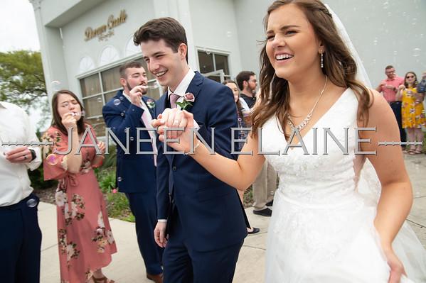Erin and Mark Wedding