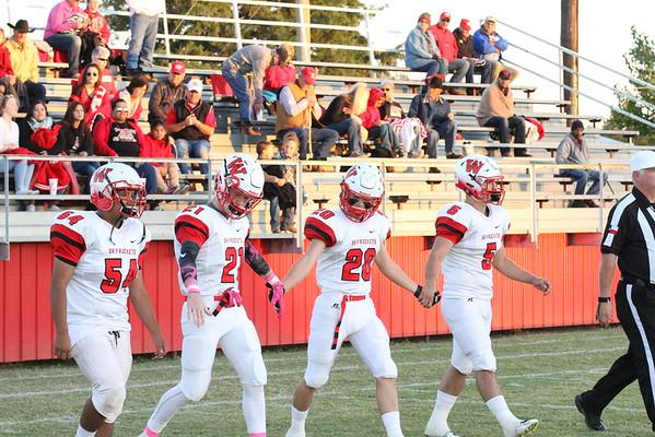2016 Lockney Varsity Football