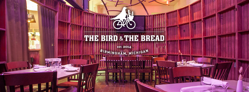 THE BIRD AND THE BREAD