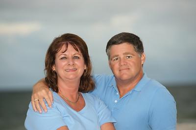 David and Pam Penick (Gulf Shores July 2011)