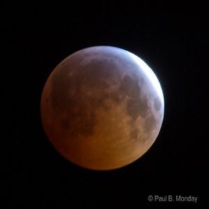 Lunar Eclipse - December 2011