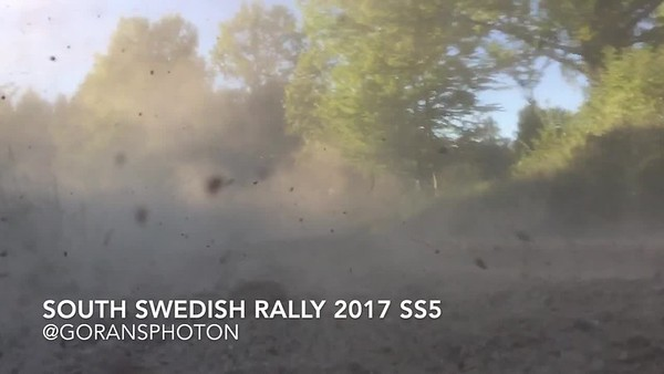 South Swedish Rally 2017