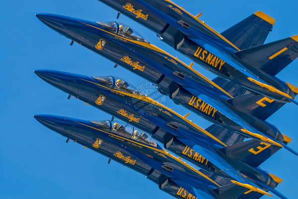 Blue Angels @ Cleveland Airshow 2014