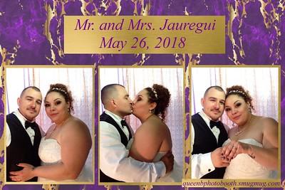 Mr. and Mrs. Jauregui