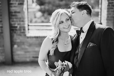 Angela + Dave Wedding