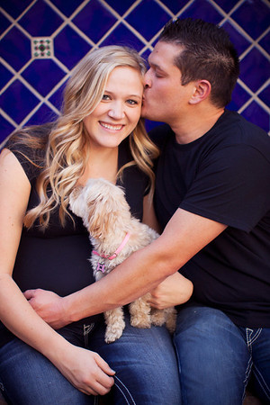 Amber & Andy Maternity
