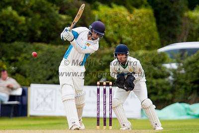 Knowle and Dorridge CC 1st XI vs Brockhampton CC 1st XI 19-08-207