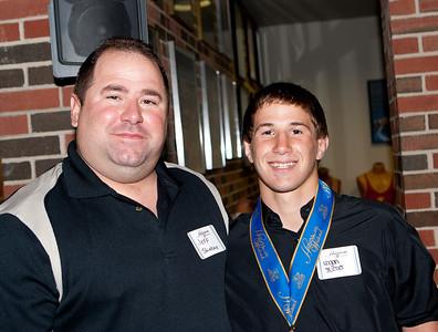 Logan Stieber, Dave Schultz High School Excellence Award