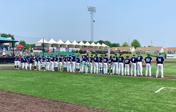 Varsity vs DeSmet State Championship Game 6/1/19 Loss 4-6